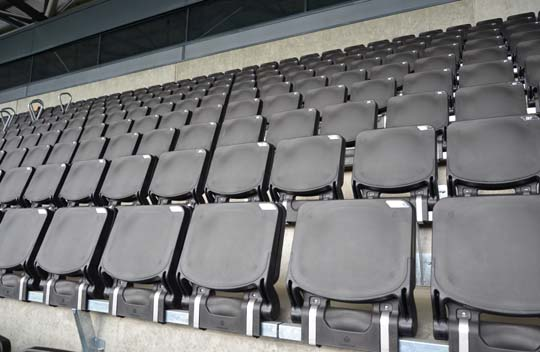 Mk Dons Football Club Stadium And Arena Seating The