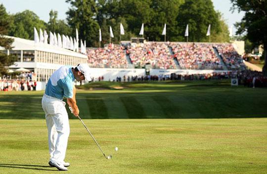 bmw open golf wentworth