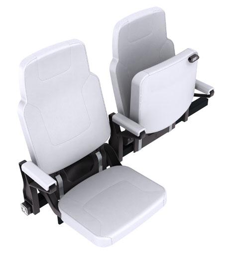 990 model box seat