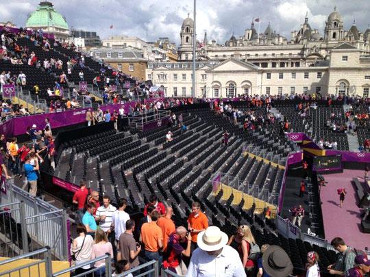 London Olympics 2012 Beach Volleyball