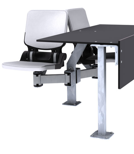 Swingseat Press Table