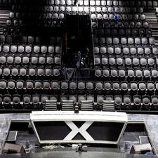 X-Factor Australia Seating