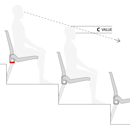Box Seat can adjust vertically