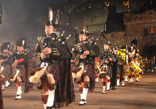 Edinburgh Tattoo 1