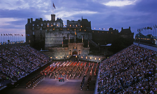 Edinburgh Tattoo 2